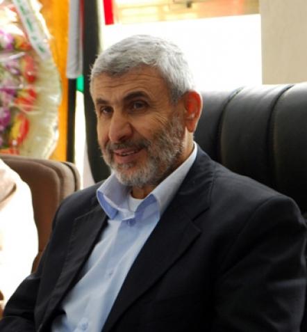 أبو رضوان يغادر غزة متجهاً إلى الأراضي التركية