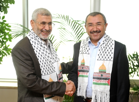 رئيس البلدية : اعتماد اتفاقية التوأمة بين بلدية رفح وبلدية سان جكتبا