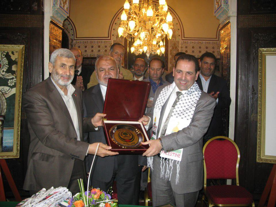 بعد زيارته للمغرب .. رئيس بلدية رفح يوقع اتفاقية للتعاون و الشراكة