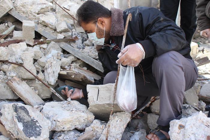 بلدية رفح تشرع بحملة لمكافحة الجرذان والقوارض