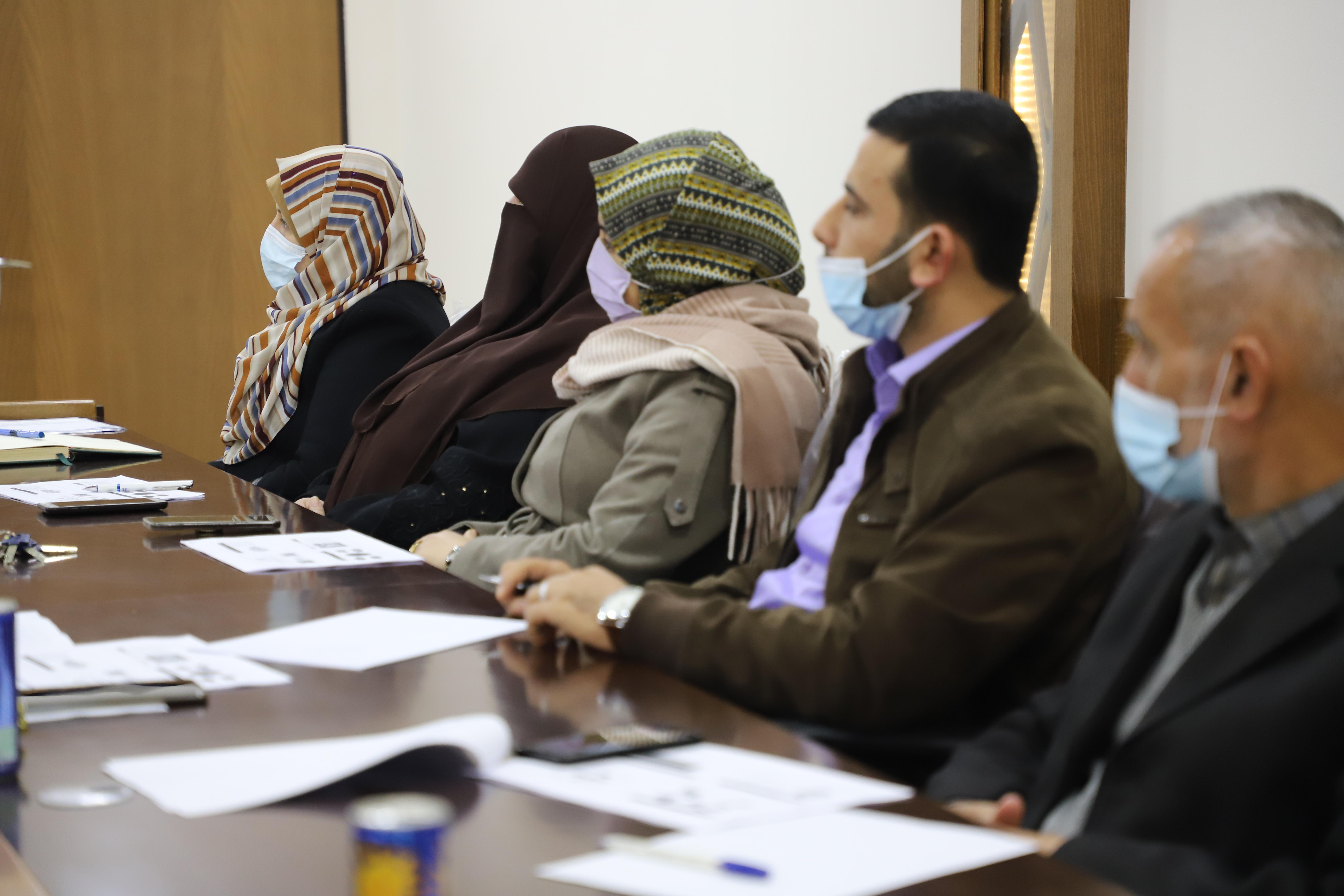 انطلاق مشروع تعزيز المساءلة المجتمعية في رفح